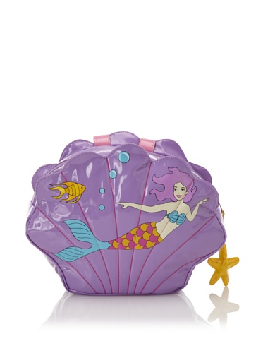 Kidorable Mermaid Backpack, Purple/Pink, One Size