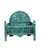 Karara Mujassme Victorian Style Fibre Cast Iron Fireplace Home Interior Décor
