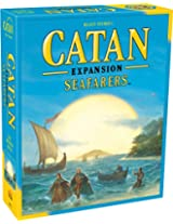 Mayfair Games Catan Seafarers Game Expansion 5th Edition, Multi Color