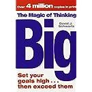 The Magic Of Thinking Big price comparison at Flipkart, Amazon, Crossword, Uread, Bookadda, Landmark, Homeshop18