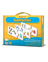 Learning Journey Match It! - Subtraction