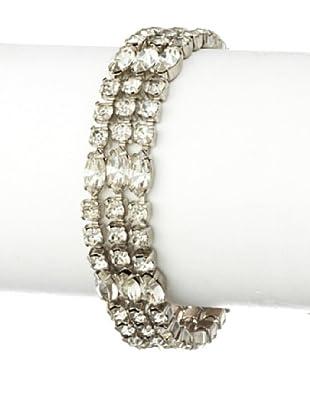 Lulu Frost 1920's Art Deco Triple Stand Bracelet