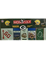 Packers Collectors Edition Monopoly (2000 Version)