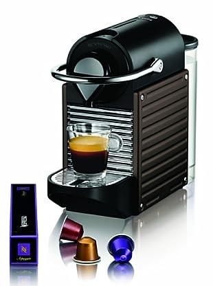 Krups Máquina de Café Nespresso Pixie Dark Brown