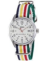 Timex Analog Beige Dial Men's Watch - T2N9776S