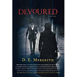 Devoured (A Hatton and Roumande Mystery)