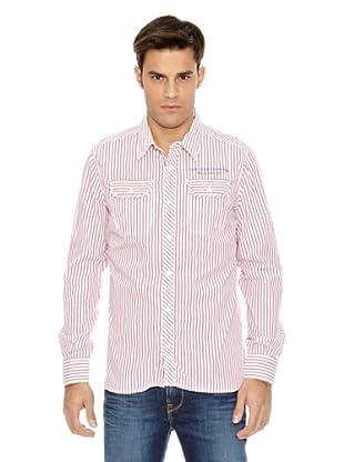 Pepe Jeans London Camisa Erupt (Rosa)