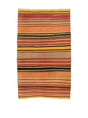 Design Community By Loomier Teppich Kilim Caucasico mehrfarbig 156 x 258 cm