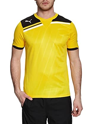 Puma T-Shirt King (team yellow-black)
