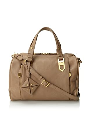 Allibelle Women's Arrowhead Satchel (Silt)