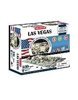 4D Cityscape Las Vegas Time Puzzle