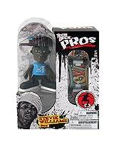 Tech Deck PROS Stevie Williams DGK with Skateboard