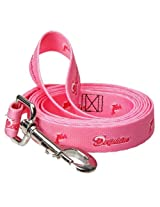 Hunter Miami Dolphins Pet Lead, Large, Pink