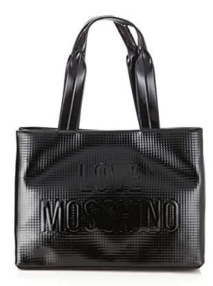 Love Moschino Shopping nero