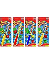 Ja-Ru Fishing Game Catch Em' Party Favor Bundle Pack