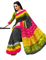 Saree Art Bhagalpur Silk Printed Saree RKVI11442