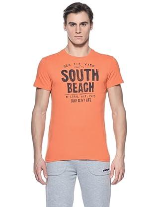 Mistral Camiseta Ariel (Naranja)