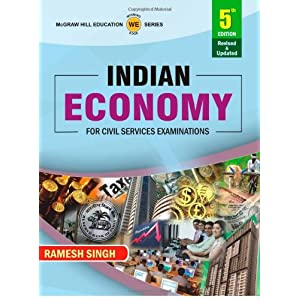 Indian Economy for Civil Services Examinations (Old Edition)