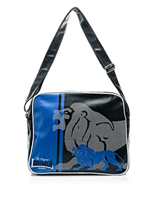 Lonsdale Bolso Guiyang (Negro / Azul)