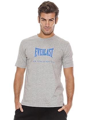 Everlast T-Shirt Tucker (hellgrau/blau)
