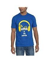 Swash Culture Unisex Round Neck Cotton T-shirt