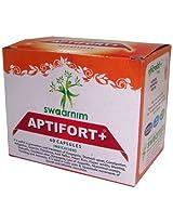 Aptifort Plus Capsule 60 Capsules (Pack of 2, 60x2 capsules)