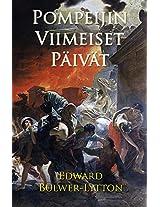 Pompeijin Viimeiset Päivät (Finnish Edition)
