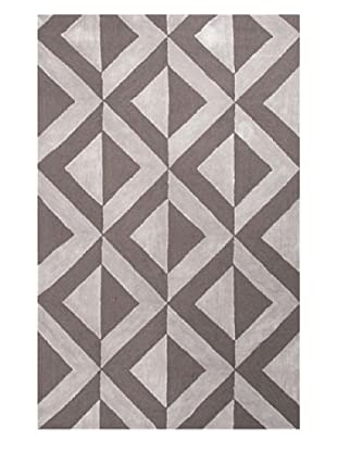 Jaipur Rugs Hand-Tufted Looped & Cut Polyester Area Rug