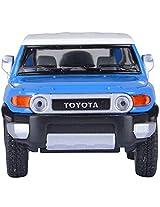 KINSMART Toyota Fj Cruiser- Blue