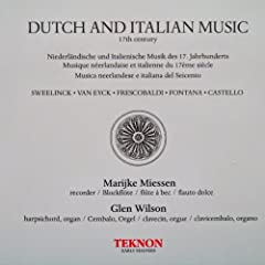 Dutch & Italian Music 17th C