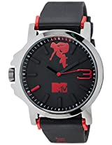 MTV Analog Multi-Colour Dial Men's Watch - B7015RE
