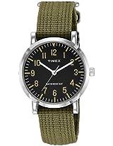 Timex OMG Analog Black Dial Unisex Watch - TWEG15422