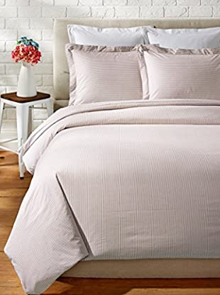 Westport Linens Yarn Dyed Striped Duvet Set