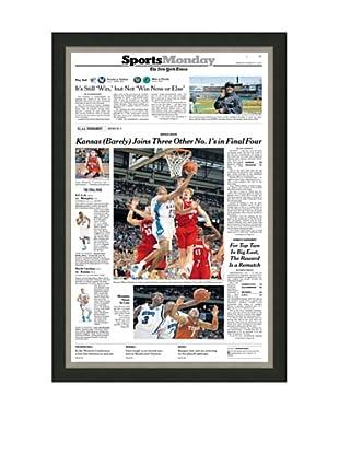 Final Four: Kansas vs. Davidson 2008