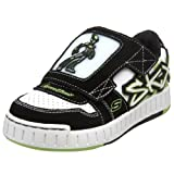 Skechers Junior Luminators-Damager-Meteorite Trainer