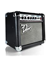 Pyle-Pro Pvamp30 Vamp-Series Amplifier (30 Watt With 3-Band Eq & Overdrive)