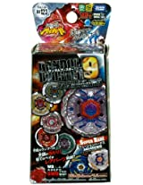 Takaratomy Beyblades #BB123 Japanese Metal Fusion Volume 9 Accessory