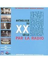 Anthology of 20C on French radio (6CD)