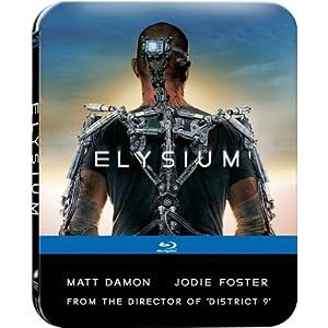 Elysium (Steel book)