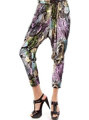 Custo Pantalón Eley (Multicolor)