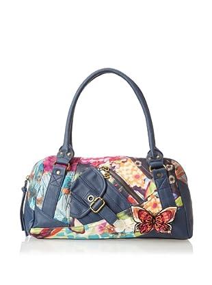 Desigual Women's Tokyo Shoulder Bag, Beige