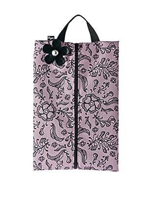 VIGAR Bolsa Ropa Interior Lulu Underwear Rosa / Negro