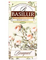 Basilur Bouquet Green Tea, White Magic, 100g