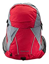Fastrack Polyester Backpack A0310NRD01AE Red