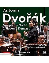 Antonín Dvoák: Symphony No.6; 2 Slavonic Dances