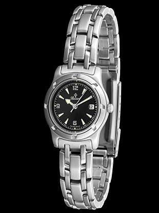 Bassel Reloj 10003 de Acero negro