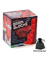 Brain Blocks W/ Free Storage Bag