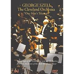 輸入盤DVD ジョージ・セルのTVドキュメント One Man's TriumphのAmazonの商品頁を開く