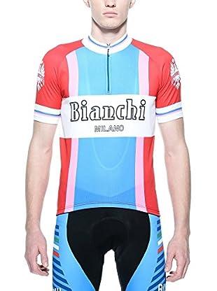 Bianchi Milano Maillot Ciclismo Popun