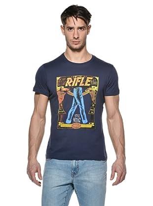 Rifle Camiseta Minnesota (Azul)